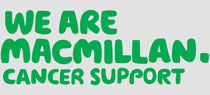 Macmillan cencer support